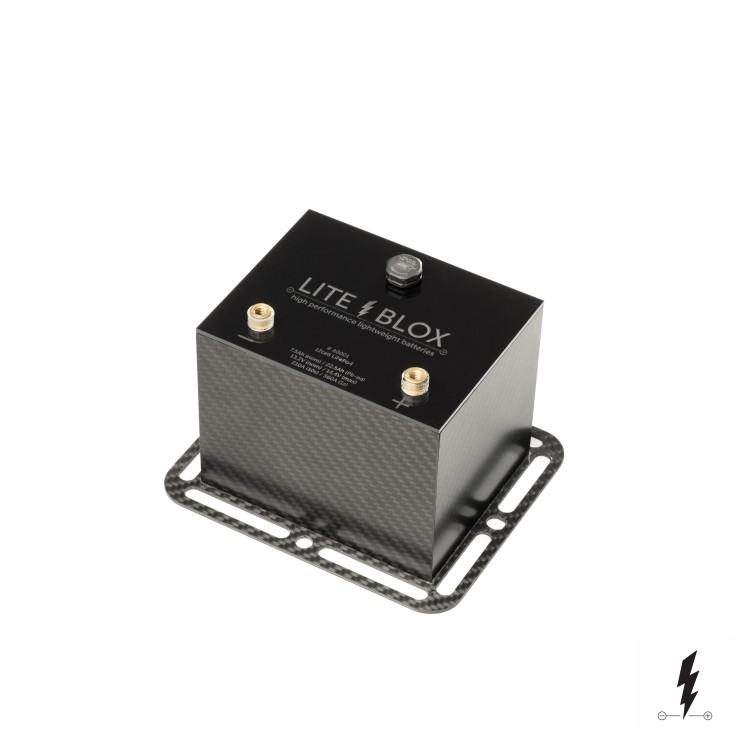 leichte Batterie Starterbatterie Akku Motorsport Rennsport