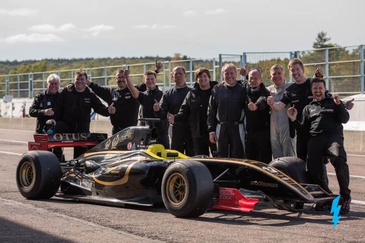Boss GP Champion 2015