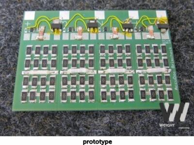 battery electronics BMS
