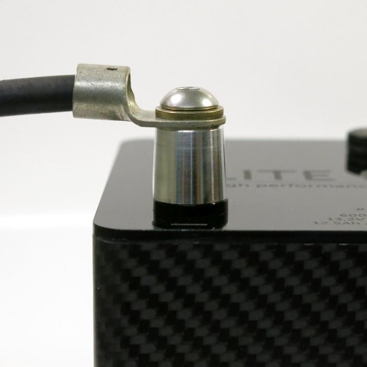 Anschluss Ringkabelschuh Batterie
