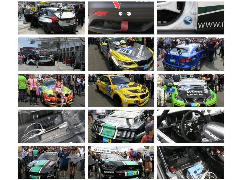 24h Nurburgring Fotos Impressions