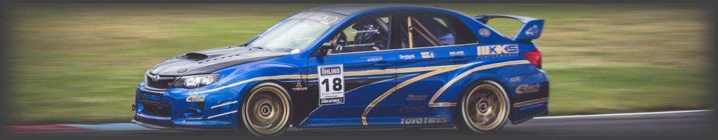 Header Subaru WRX STI