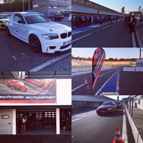 bmw m trackday hockenheim