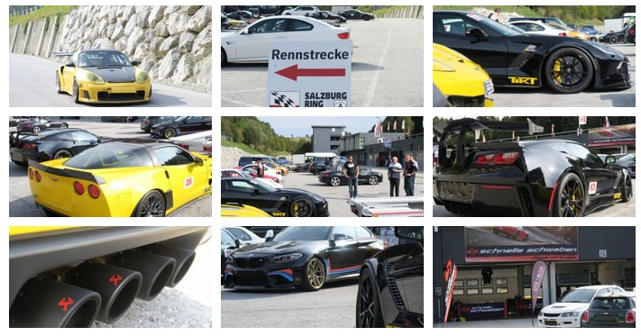 salzburgring trackday racing tracktool porsche