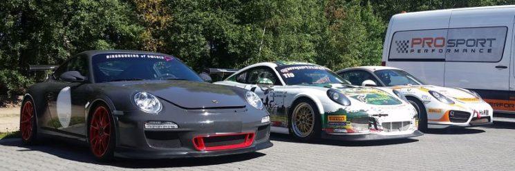 Prosport Performance Porsche VLN