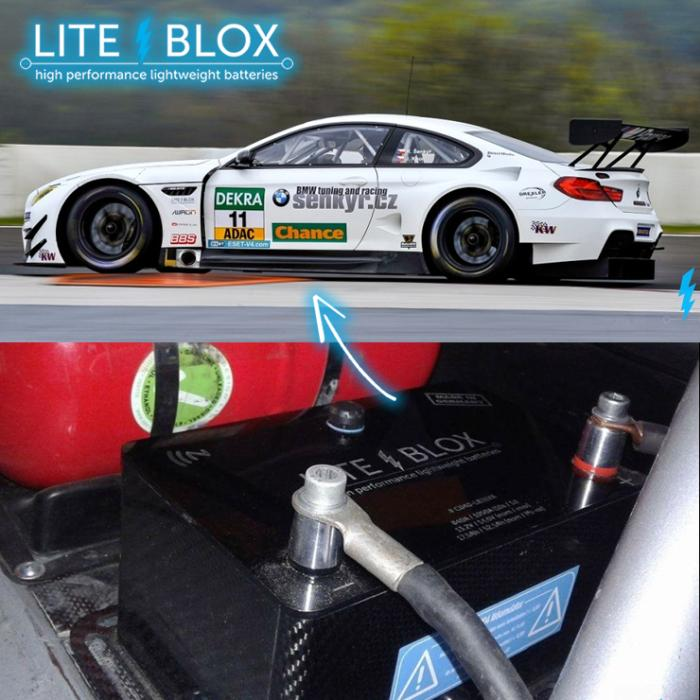 BMW M6 GT GT3 Senkyr LITEBLOX