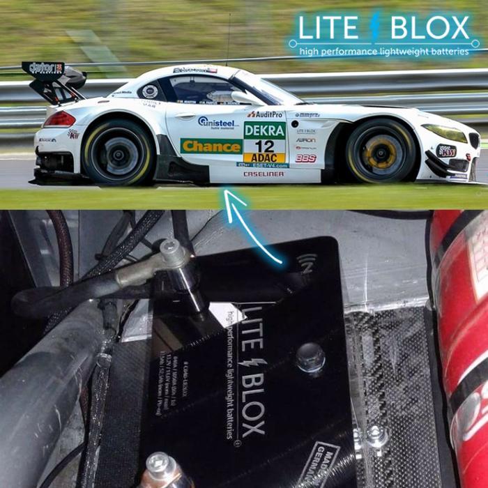 BMW Z4M GT GT3 Senkyr LITEBLOX