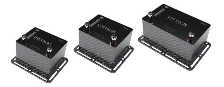 LITE BLOX lighweight batteries