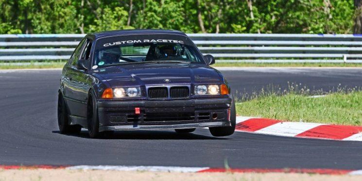 The BMW E36 325i