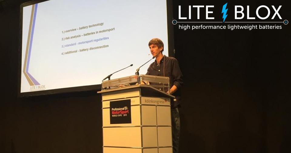 Vortrag: intelligente Autobatterien verbessern Sicherheit