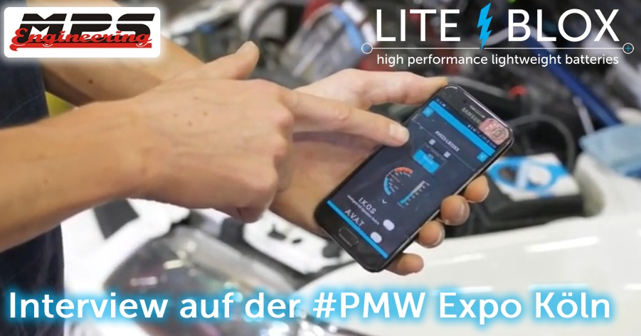 Video: LITE↯BLOX im Interview mit MPS engineering