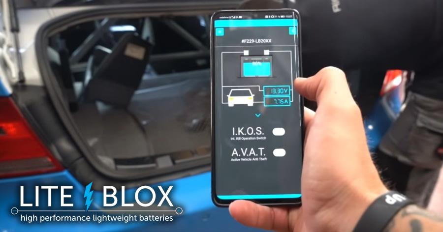richtig Gewicht sparen im BMW E92 M3 tracktool