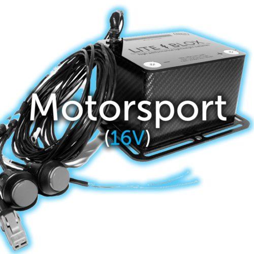 E - Motorsport 16V