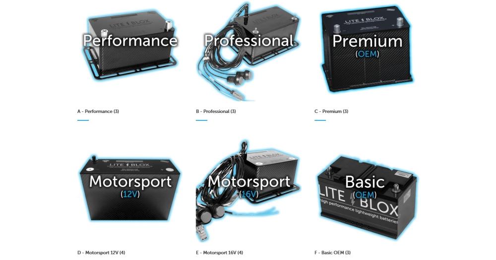 Erweiterung der LITE BLOX Produktpalette (OEM)