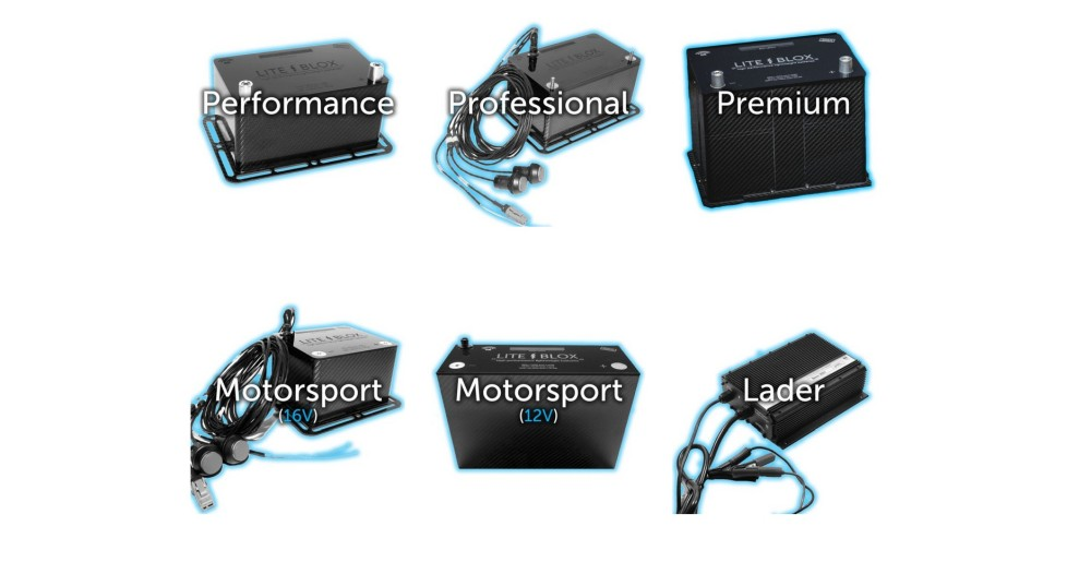 Erweiterung der LITE BLOX Produktpalette