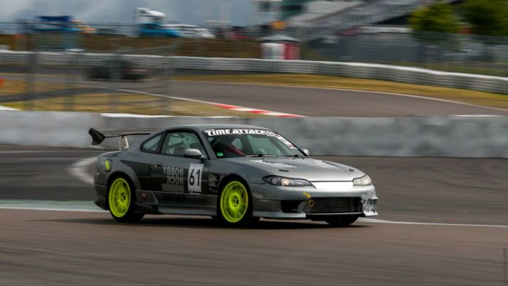 Nissan Silvia 200SX TimeAttack