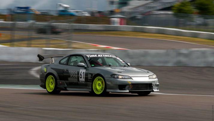Nissan Silvia 200SX TimeAttack