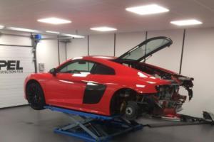 Audi R8 V10 Dijon 01