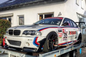 BMW E46 M3 Challenge 1