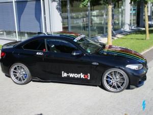 BMW M2 Aworkx 1