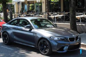 BMW M2 BE 1