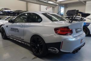 BMW M2 trackday EVO 1