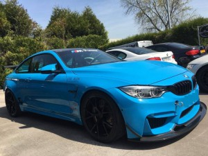 BMW M4 DM Performance 1