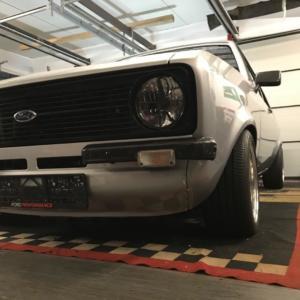 Ford Escort MK2007