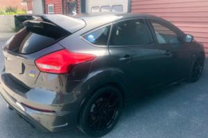 Ford Focus RS Sweden 1