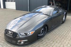 Ford Mustang drag 01