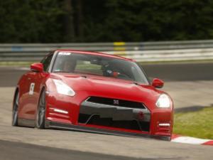 Nissan GTR AT 01