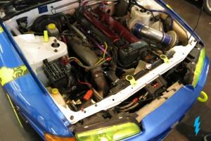 Nissan Skyline R34 Drift_2