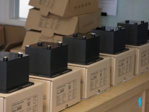 Fertigung Batterie