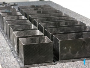 CFK  Carbon Gehäuse
