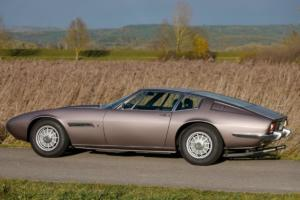 Maserati Ghibli SS 1971 1