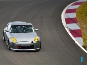 Nissan 350Z tracktool 1