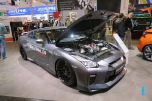 Nissan GTR 2017 Broemmler 1