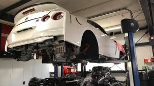 Nissan GTR IR 1