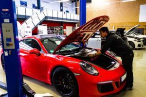 Porsche991 GTS 1