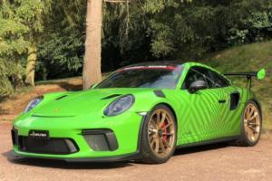 Porsche 991 GT3 RS weissach 1