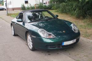 Porsche 996 Cabrio 01