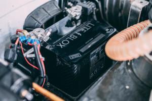 Porsche Cayman GT4 WS 02