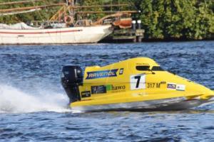 Speed boat 01