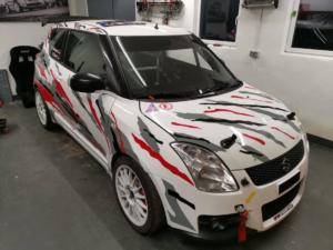 Suzuki Swift Codefire 1