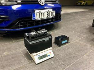 VW GOLF R 7.5 2