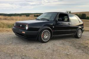 VW Golf MK2 diblas 01