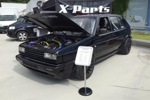 VW Golf VR6 Turbo 1