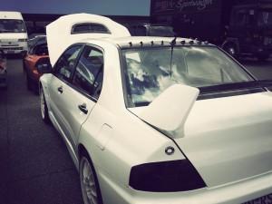 Mitsubishi Lancer EVO IX RS